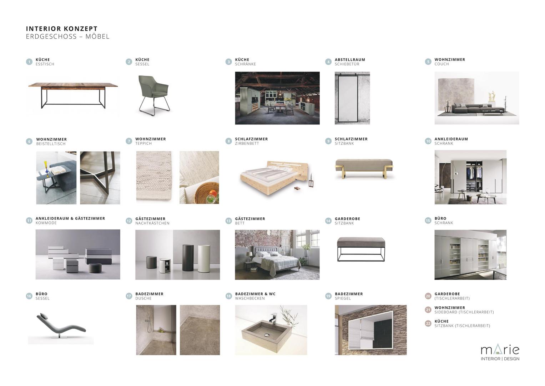Möbelindex Marie Interior Design