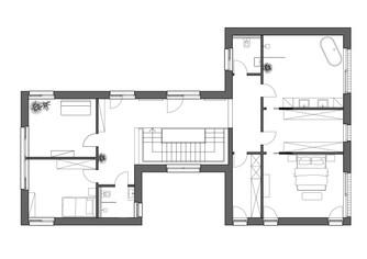 Stellplan OG Marie Interior Design