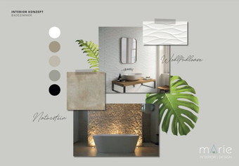 Marie Interior Design / Vorher