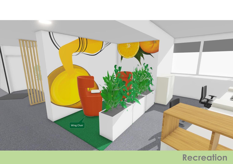 Marie Interior Design/ Bene
