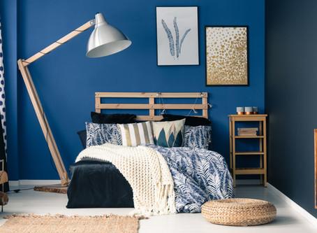 Classic Blue – Die neue Trendfarbe für 2020!