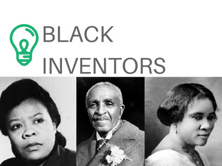 Celebrating Black Inventors Who Paved the Way