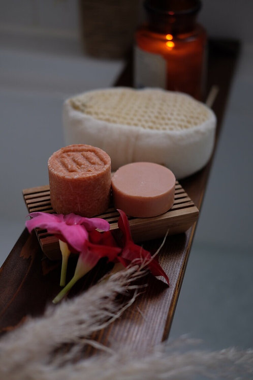 The Florist Shampoo and Conditioner Bar