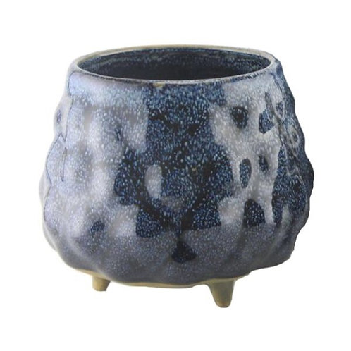 Cerulean Blue Pot