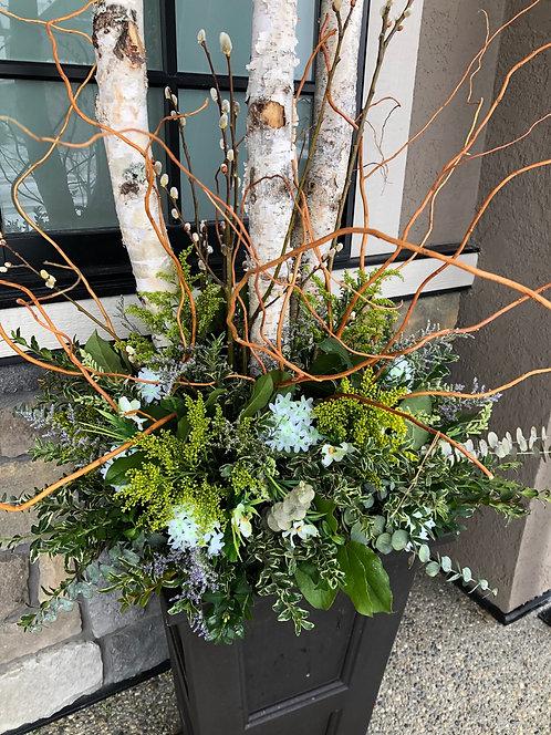 Custom Spring Arrangement