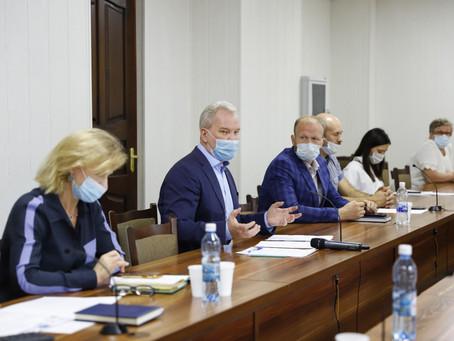 Круглый стол общества «Знание» и пула общественных экспертов Кузбасса