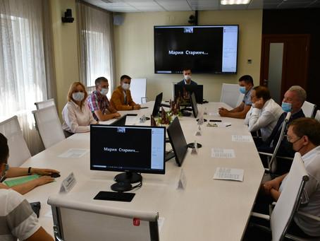 Круглый стол на тему активизации мер по противодействию распространению коронавирусной инфекции