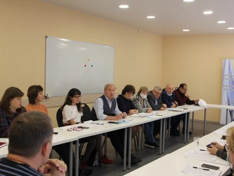 Муниципалы Кузбасса обсудили механизмы повышения эффективности общественных советов региона