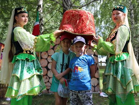 Праздники малочисленных народов Кузбасса