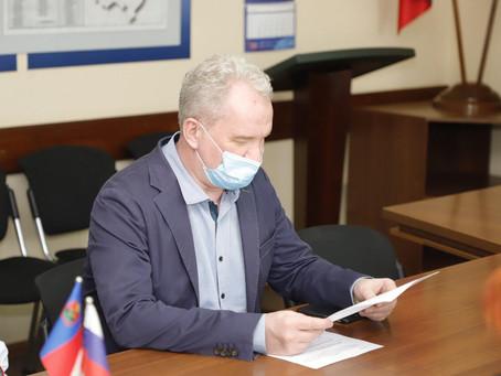 Совет МО Кузбасса принял участие в заседаниях рабочих групп Парламента Кузбасса