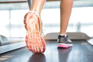 How to protect your foot and ankle when running