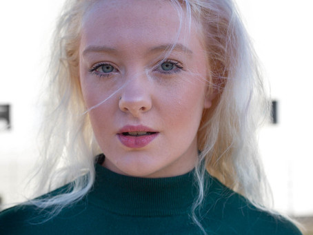 Erika - West Wales Portrait Photography