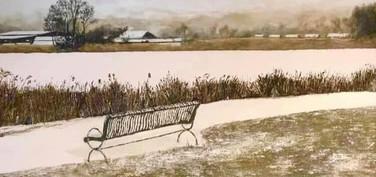 "2020 Village Art Exhibit-Municipal Building - ""Overpeck"""