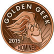 """THEY COME UNSEEN's Boardgamegeek """"Golden Geek"""" nomination for 'Best Wargame 2015'"""