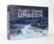 Box image for the baord game THEY COME UNSEEN
