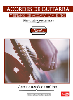 Acordes de Guitarra y Ritmos de Acompañamiento. Volumen 2