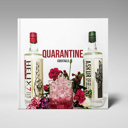 Vodka & Gin Recipe Book - Quarantine Cocktails