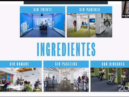 Los ingredientes de los espacios educativos del futuro