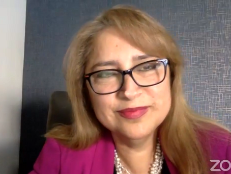 """""""Tenemos que asegurar ser una especie que perdura"""", Dra. Beatriz Palacios"""