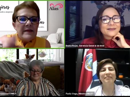 Liderazgo y firmeza enmarcan la vida de las mujeres en áreas STEM
