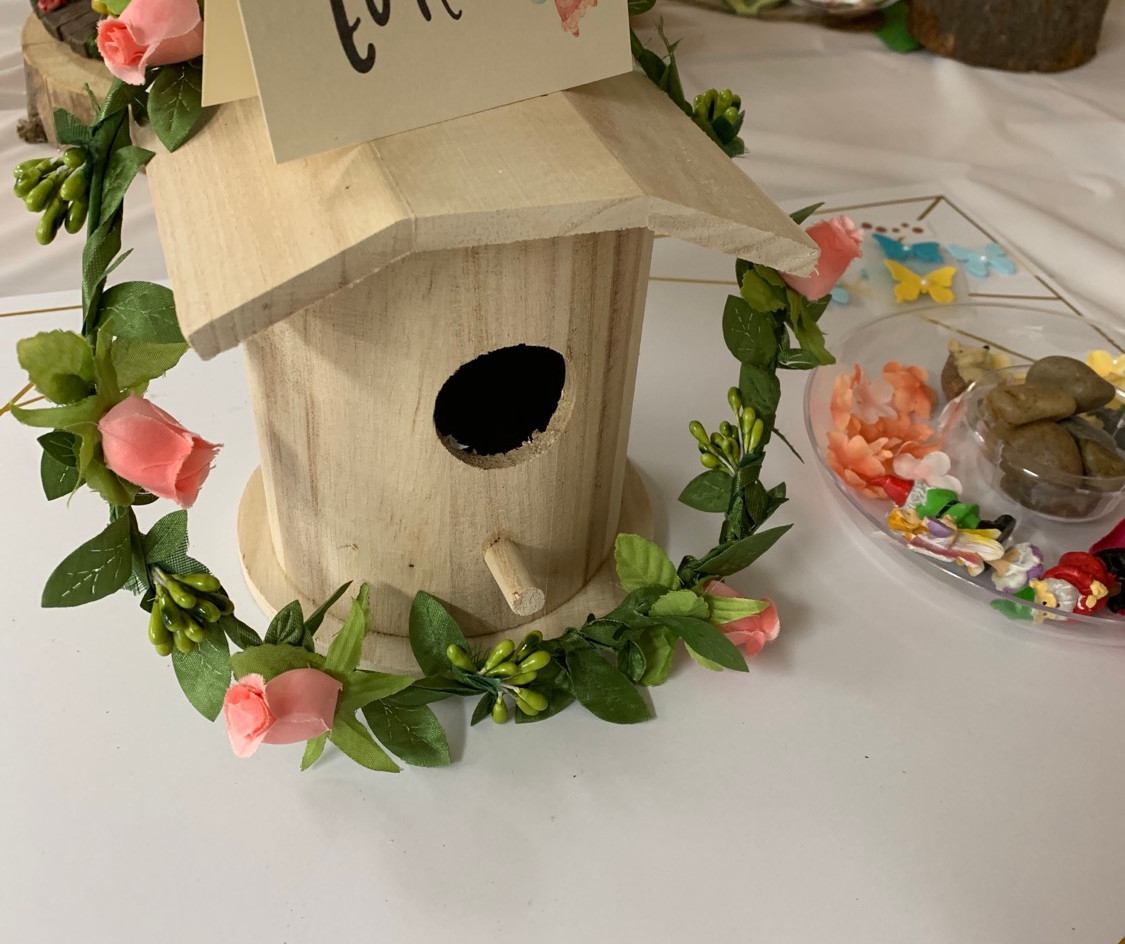 Decorate your Fairy House