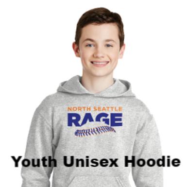 RAGE HOODIES