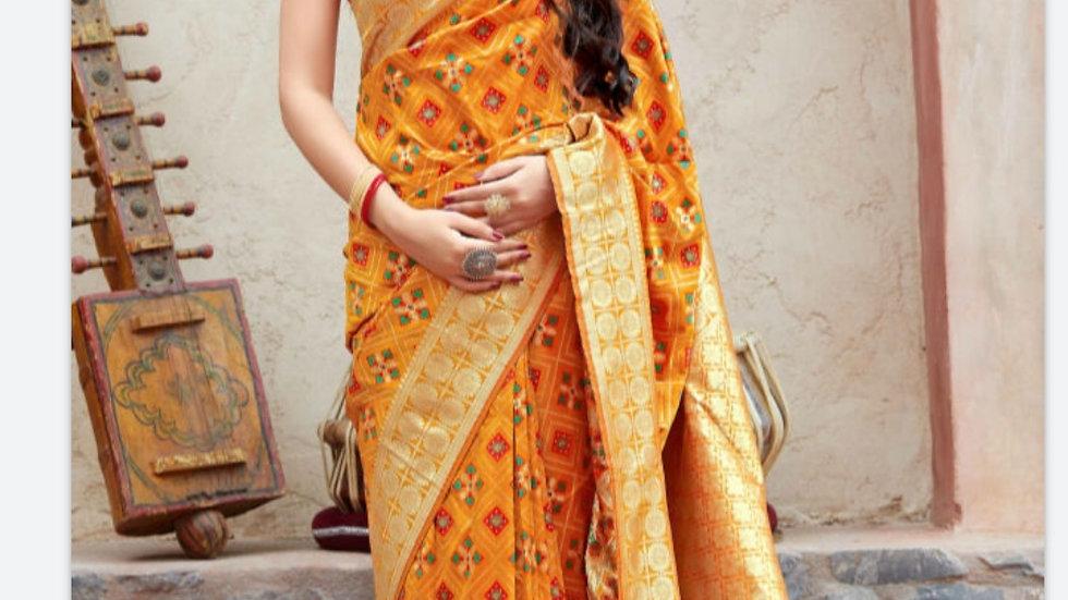 Manjuba Clothing Premium Collection Saree