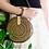 Thumbnail: Gold Chinar Wood Clutch