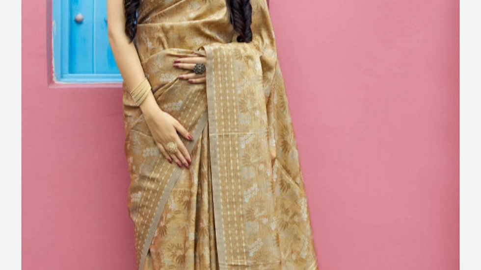 Manjuba Clothing Premium Collection Saree