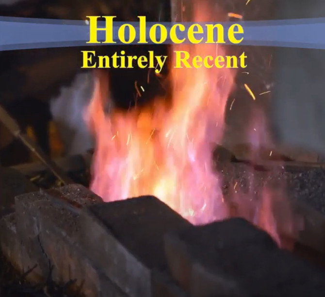 06000 HE Holocene means entirely recent.
