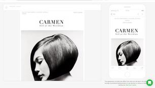 Multi-Platform E-Mail Design - Beauty & Health