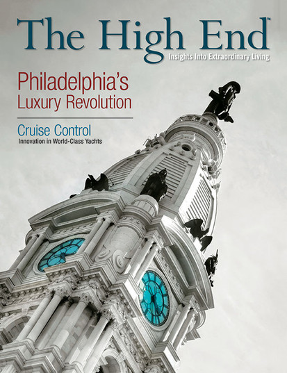 The High End Magazine