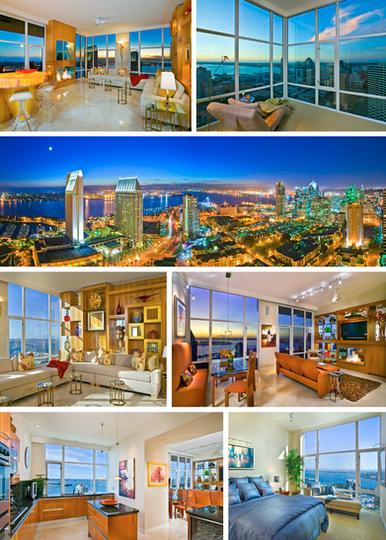 Retail Window Large Print High-Gloss Display - Luxury Real Estate
