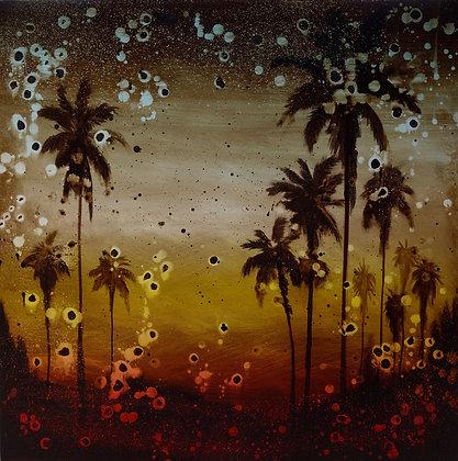 Disintegrating Landscape #1