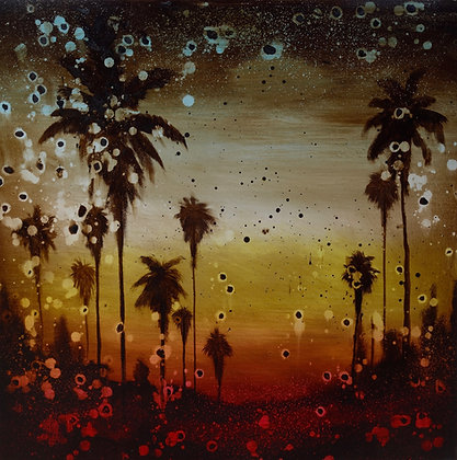 Disintegrating Landscape #2