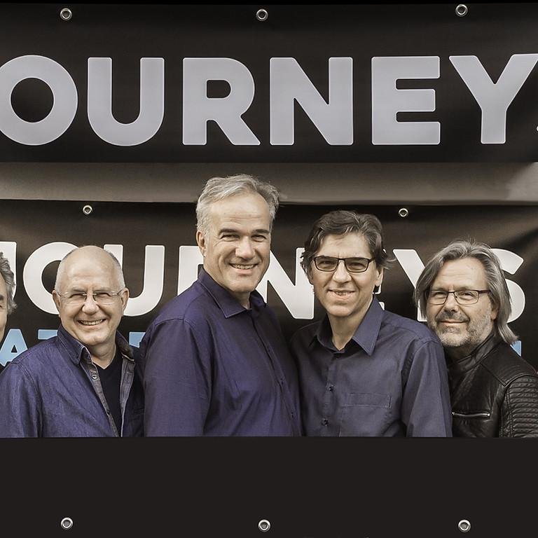 Monday Jazz with Journeys Jazz Funk Fusion