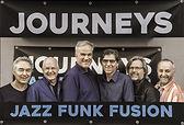 Flyer Journeys Live Music at Restaurant Europa