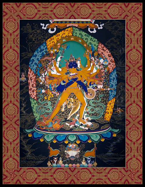 Kalachakra High Quality Print