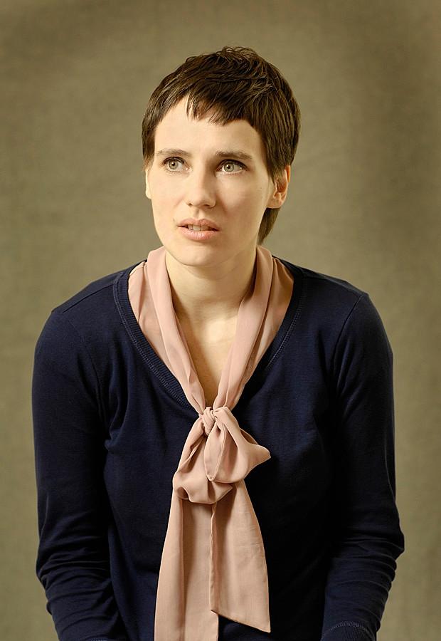 Schauspielerin, Berlin, 2016