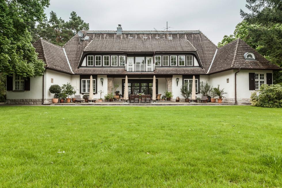 Villa um 1930, Dahme-Spreewald, 2017