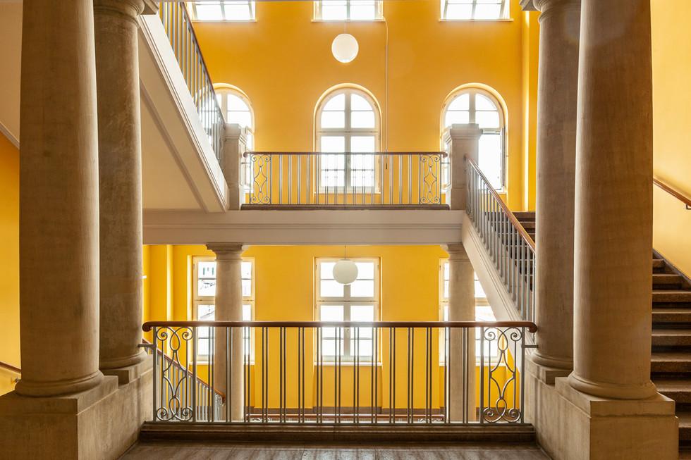 Verwaltungsgebäude, Berlin, 2019