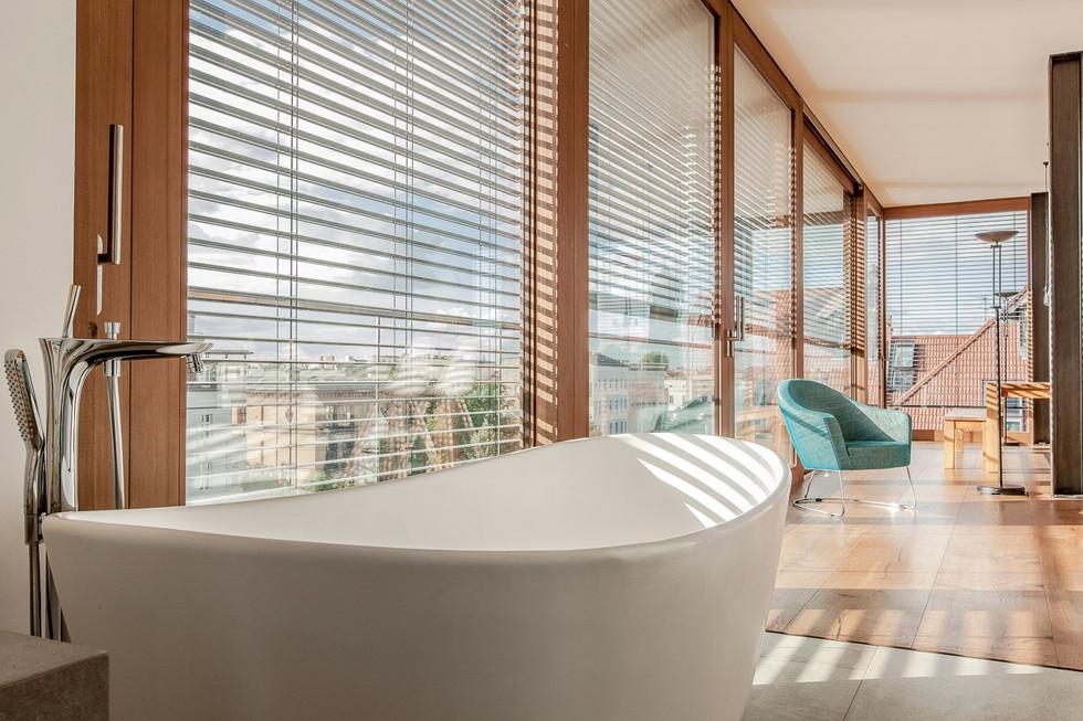 Badezimmer, Wohnung, Berlin