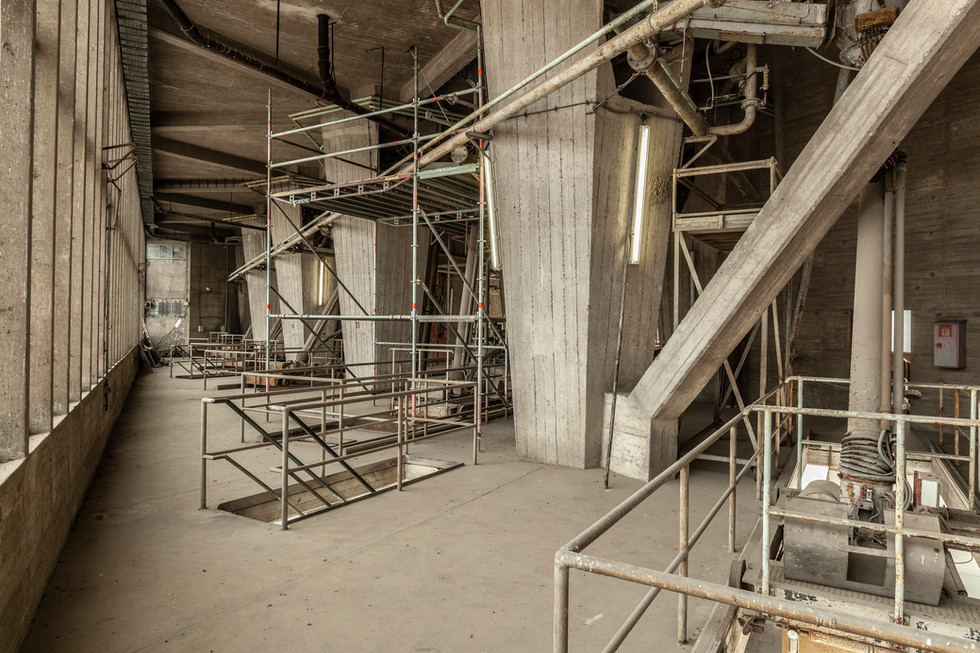 Industriebau, Berlin, 2019