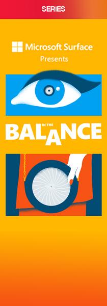 Microsoft Surface - In The Balance