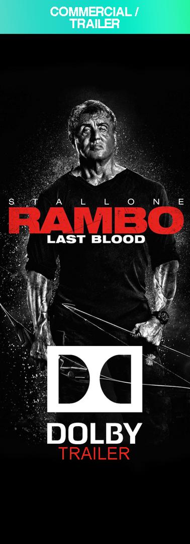 Rambo: Last Blood - UK Safe Dolby Trailer