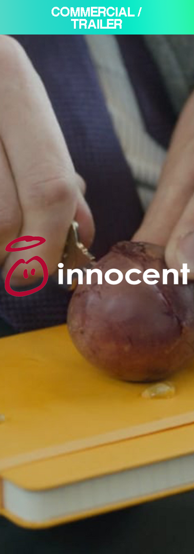 Innocent Smoothies Commercial