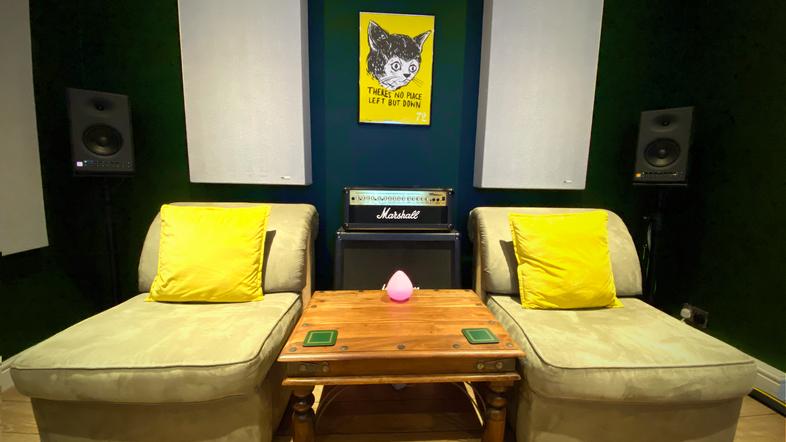Studio Rear