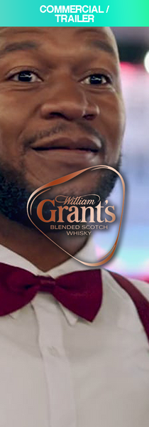 Grant's Whiskey Commercial