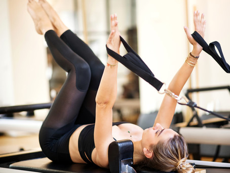 WHY AND HOW REFORMER PILATES CAN CONTRIBUTE TO YOUR TRAINING