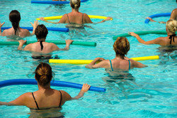 Aqua aerobics with woggles.jpg
